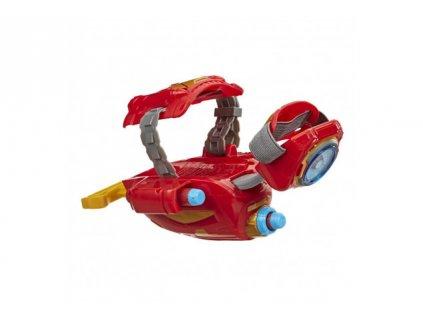 NERF Power Moves - rukavice Avengers Iron Man Repulsor-Blaster