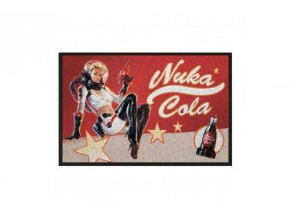 Fallout rohožka - Nuka Cola Pin-Up Girl