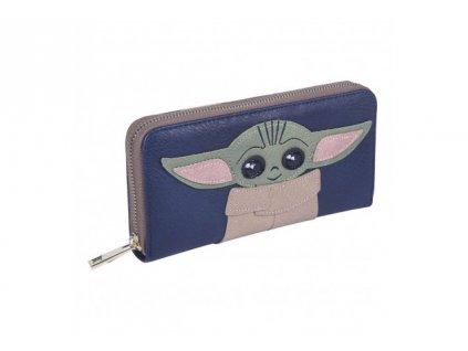 Star Wars Mandalorian peněženka – The Child
