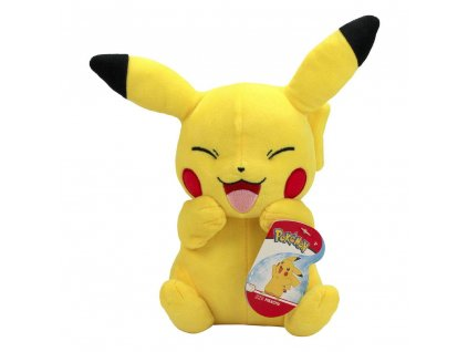 Pokémon plyšák – Pikachu (20 cm)