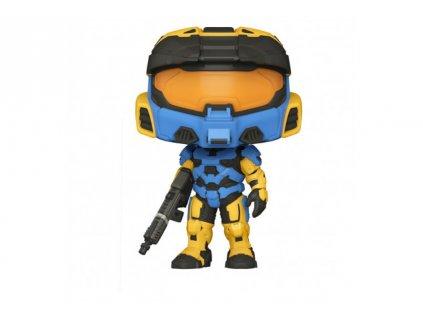 Halo Infinite Funko figurka – Spartan Mark VII (with VK78) + Game add-on