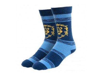 World of Warcraft ponožky – Alliance (dlouhé)