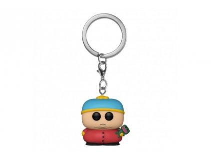 South Park - funko klíčenka - Cartman with Clyde