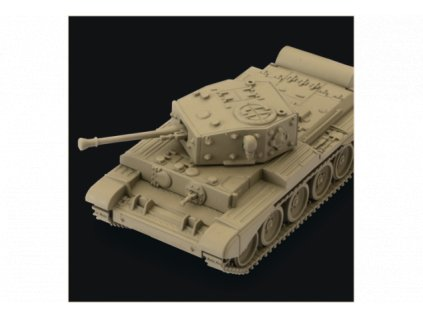 World of Tanks Miniatures Game Expansion – British Cromwell
