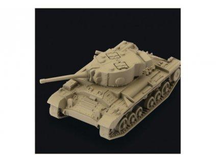 World of Tanks Miniatures Game Expansion – British Valentine