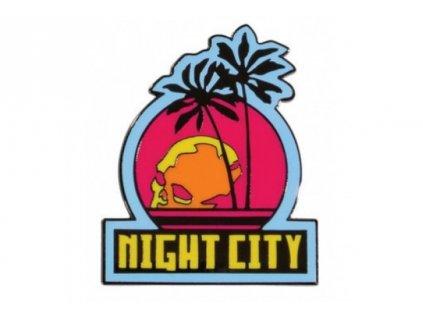 Cyberpunk 2077: Night city - magnet