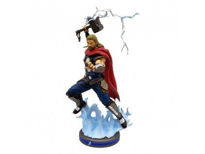 92354 Avengers 2020 Socha Thor 24cm (1)