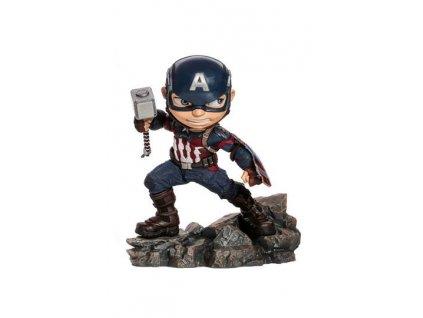 92355 Avengers Endgame MiniCo figurka Captain America (1)
