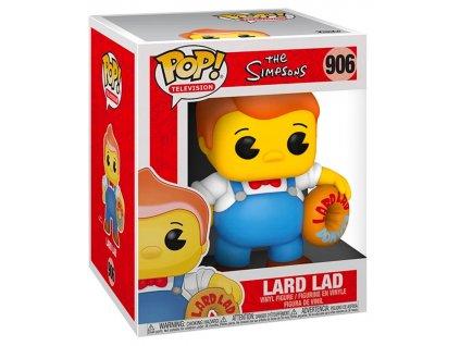 92410 Simpsonovi funko figurka Lard Lad