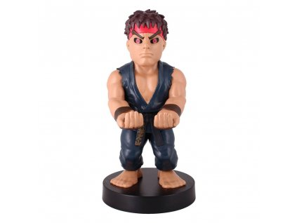 92413 Street Fighter Cable Guy Figurka Evil Ryu (20 cm) (1)