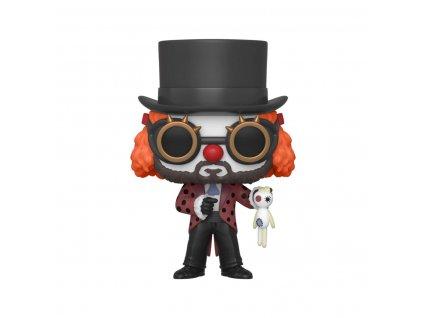 92427 La Casa De Papel funko figurka Professor O Clown (1)