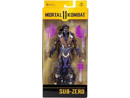 92442 Mortal Kombat akční figurka Sub Zero (zimní varianta) (1)