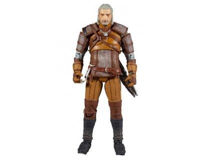 92443 Zaklínač (Witcher) akční figurka Geralt z Rivie Gold Label (1)