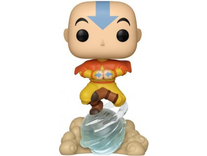 92474 Avatar the Last Airbender Funko figurka – Aang on Airscooter