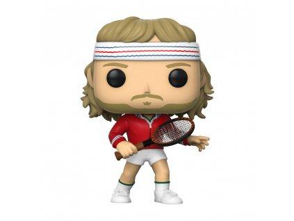 92484 Tennis Legends Funko figurka – Björn Borg (1)