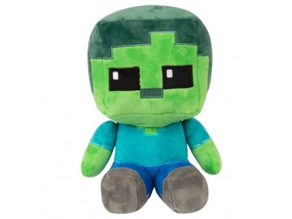 92515 Minecraft Crafter plyšák Zombie (1)