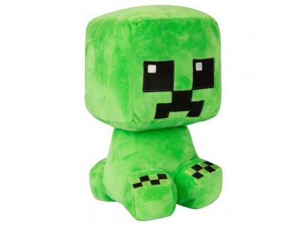 92517 Minecraft Crafter plyšák Creeper (1)