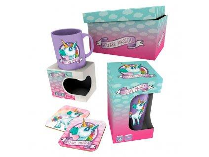 92546 Unicorn You Are Magical dárkové balení (1)
