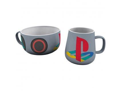 92553 Playstation Classic snídaňový set
