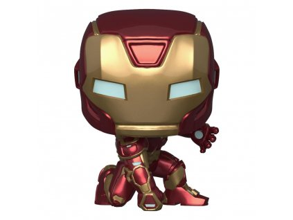 92583 Avengers Game Funko figurka Iron Man (Stark Tech Suit) (1)