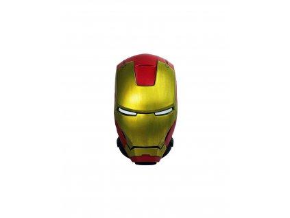 92592 Iron Man kasička MKIII Helmet (25 cm) (1)