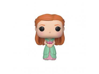 92606 Harry Potter funko Figurka Ginny (vánoční)