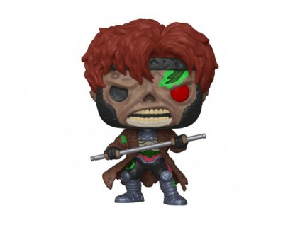 Marvel Zombies funko figurka - Gambit