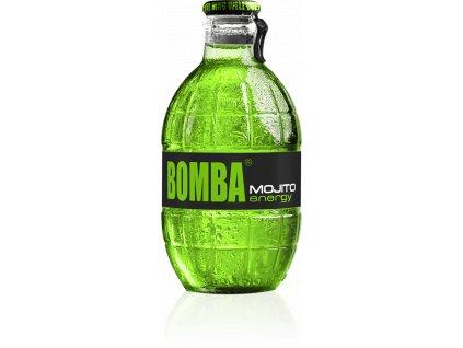 BOMBA - Energetický nápoj - Mojito - 250ml
