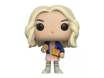Chase Limited Edition Stranger Things Funko Figurka - Eleven with Eggos