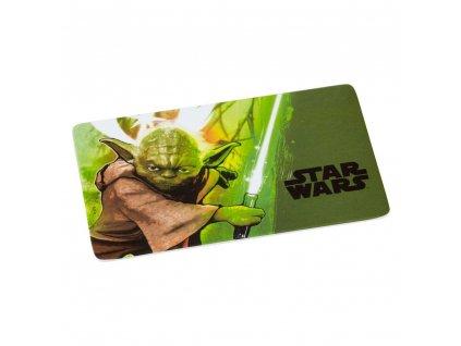 Star Wars prkénko na krájení Yoda