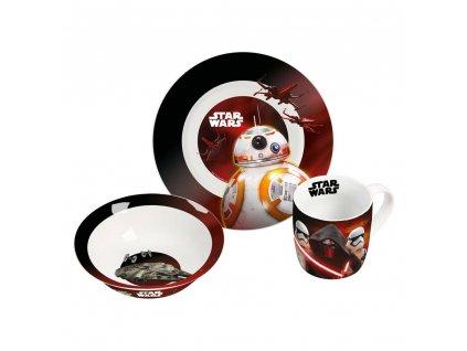 Star Wars VII snídaňový set Episoda VII