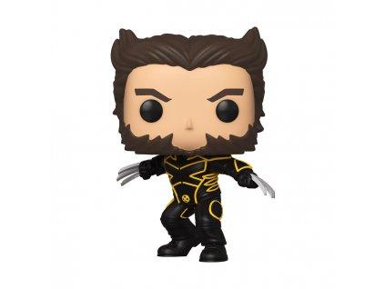X men 20th Anniversary Wolverine in Jacket (1)