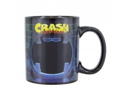 Crash Bandicoot hrnek měnící se (2)