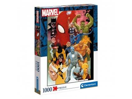 Marvel Comics Puzzle Phin Noto (1000 dílků) (1)