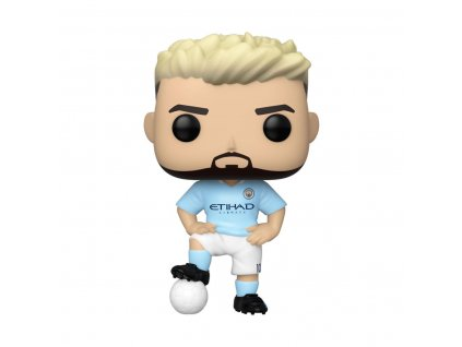 Football funko figurka Sergio Agüero (Manchester City) (1)