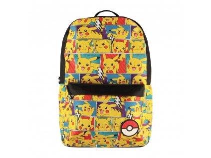 Pokémon batoh Pikachu (1)