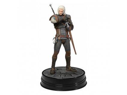 Witcher 3 Wild Hunt soška Heart of Stone Geralt (24 cm)v (1)
