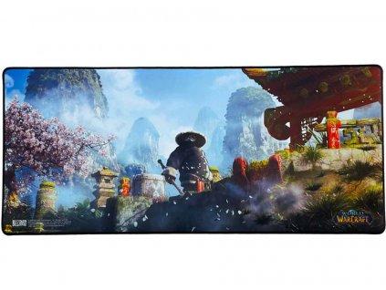World of Warcraft podložka pod myš Pandaren Chen