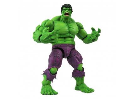 Marvel Select akční figurka Rampaging Hulk 25 cm (1)