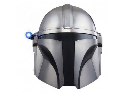 Star Wars The Mandalorian Black Series elektronická helma The Mandalorian (1)