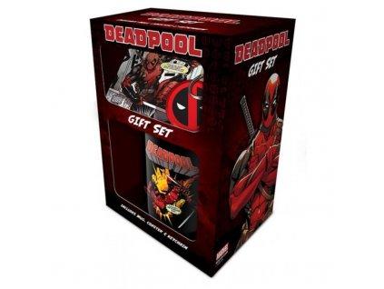 Dárková sada Deadpool