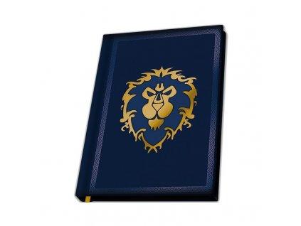 Zápisník World of Warcraft - Aliance
