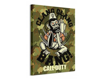 Call of Duty - obraz - Monkey Bomb