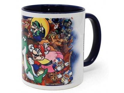 Super Mario - hrnek - World
