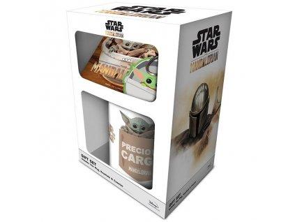 Star Wars: Mandalorian - dárková sada - The Child