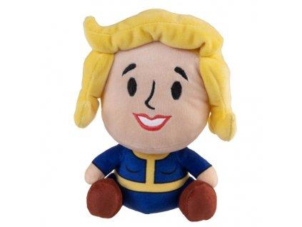Fallout - plyšák - Vault Girl