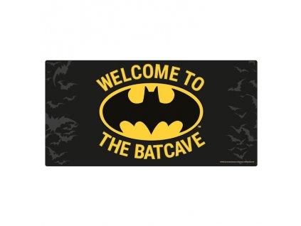 Batman - plechová cedule  - Welcome to the Batcave