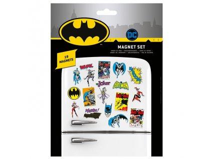 DC Comics - sada magnetek - Batman (19 ks)