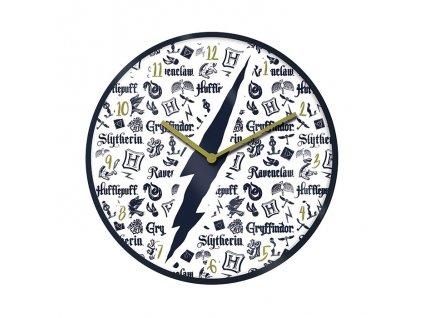 Nástěnné hodiny Harry Potter - Symboly