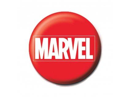 Marvel - placka - Logo